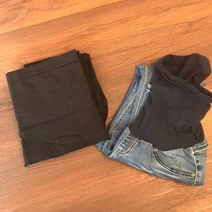 Pants - Pair of maternity pants